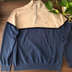 Tommy Hilfiger | Half Zipper Sweater